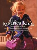 Книга America Knits