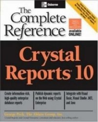 Книга Crystal Reports 10: The Complete Reference
