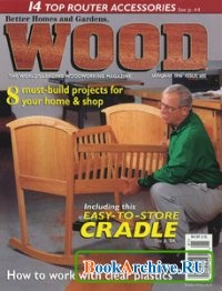 Журнал Wood Magazine #85 (January 1996)