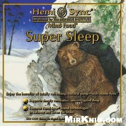 Аудиокнига Hemi-Sync - Super Sleep