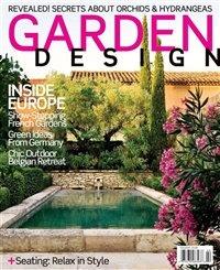 Журнал Журнал Garden Design №1-2 (январь-февраль 2008) / US