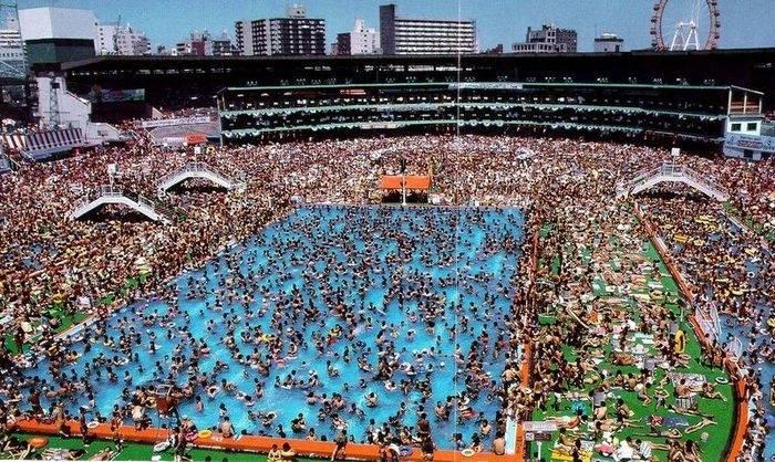 бассейн в Пекине