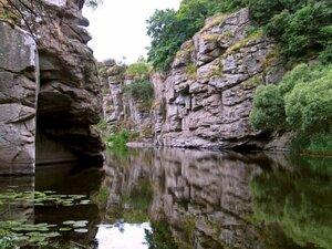 Букинский каньон.Фото www.stejka.com