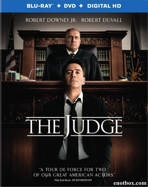 Судья / The Judge (2014/BDRip/HDRip)