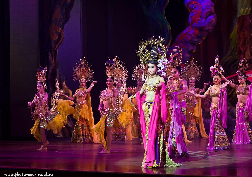 4. Костюмированное представление Alcazar Show. Интерсеные места в Паттайе. Отзывы туристов о поездке в Таиланд.