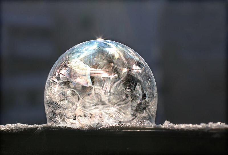 5. Жил-был на морозе пузырь. Биография.