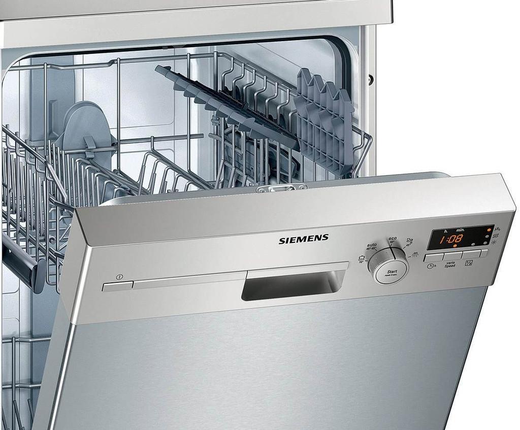 Siemens посудомоечные машины серебристая (Краснодар)