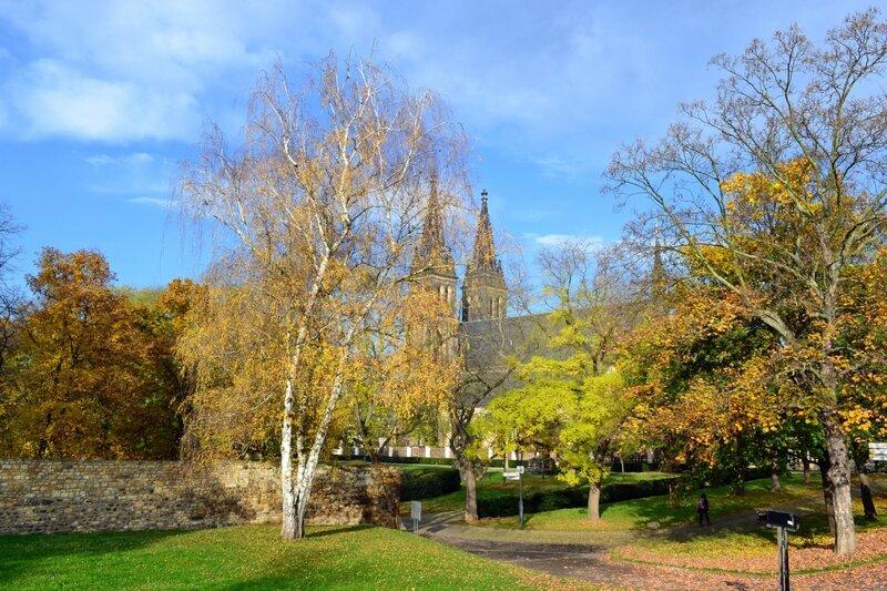 Осень Вышеграда
