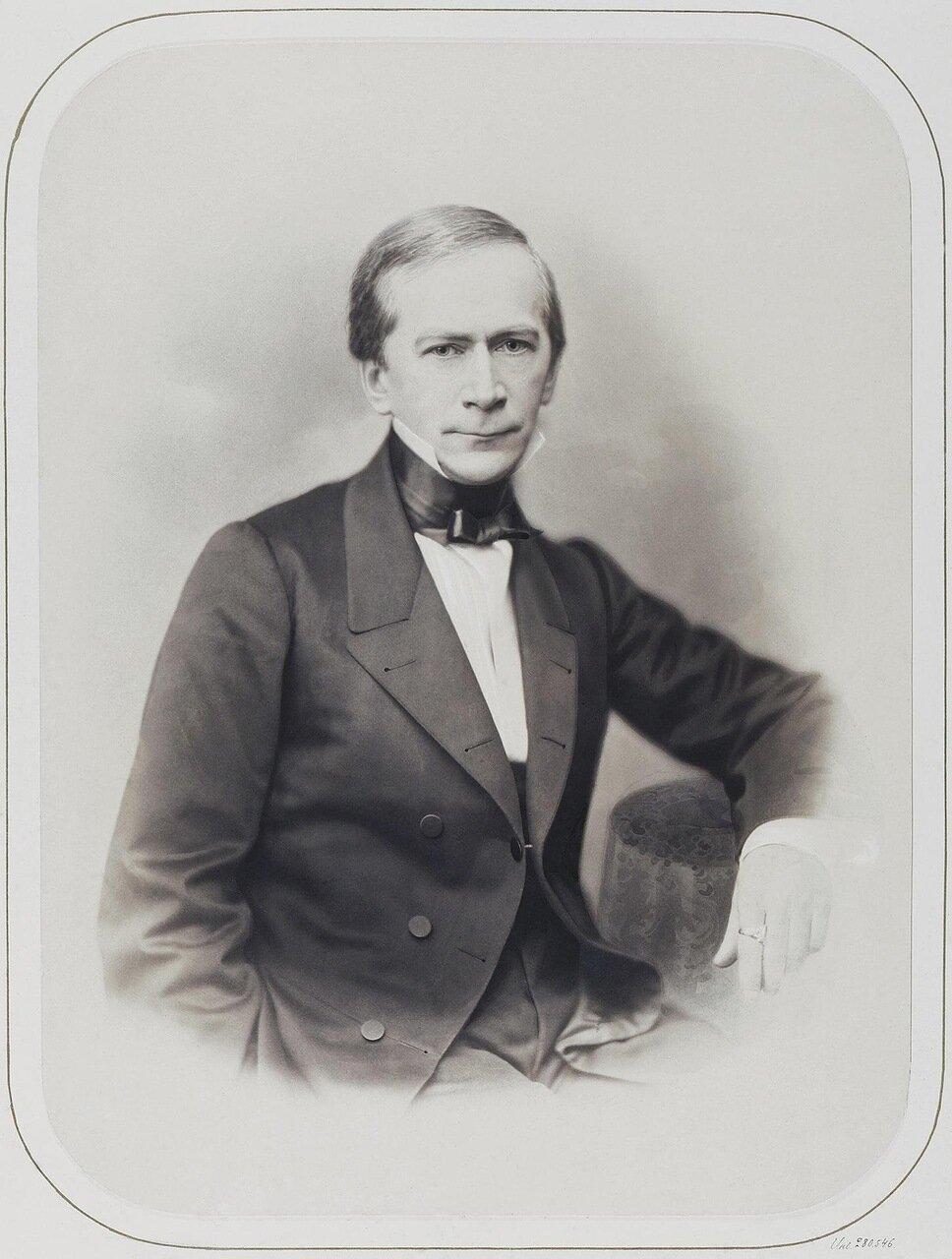 Портрет Модеста Андреевича Корфа 1860-е