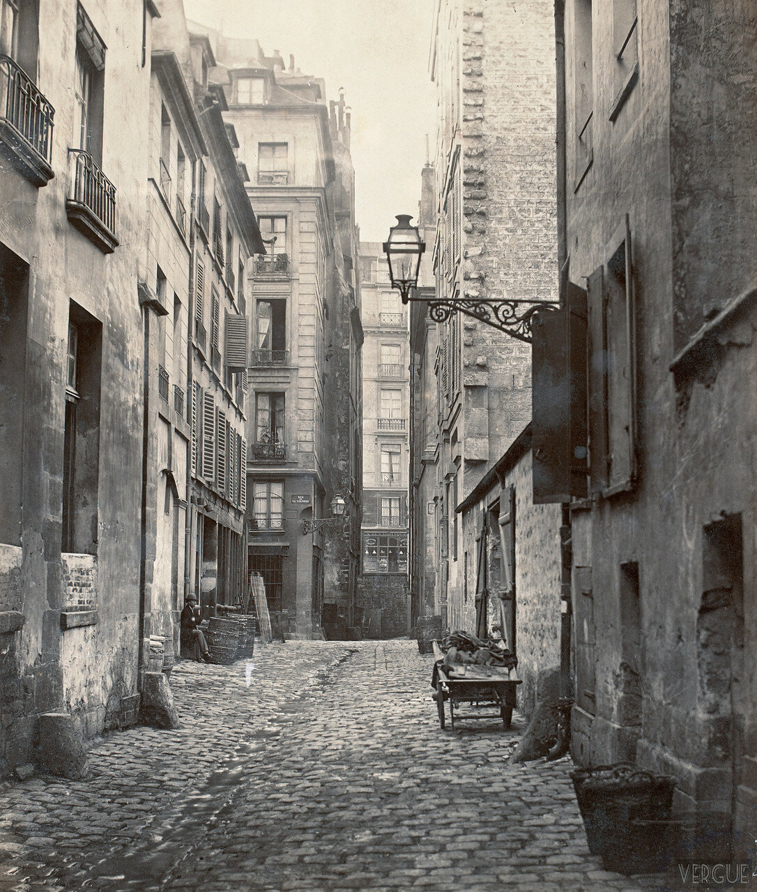 Улица Нижняя Орсини. 1865