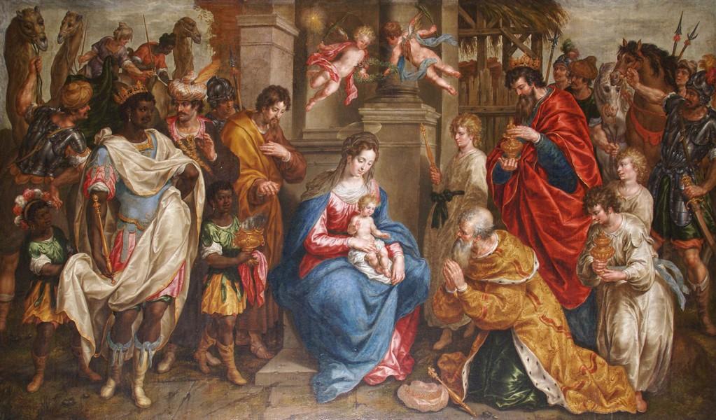 Aanbidding_der_koningen_Hendrick_De_Clerck до 1630.jpg