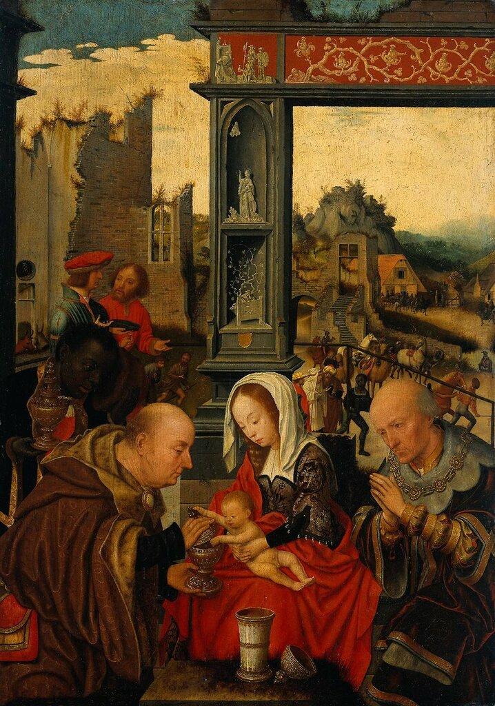 Mostaert_Amsterdam_adoration мостарт ок 1520-15.jpg