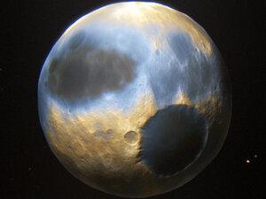 Отправленный 9 лет назад аппарат, добрался до Плутона