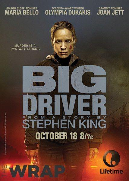 Громила / Big Driver (2014) DVDRip