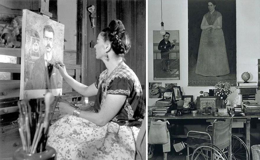 5. Фрида Кало (Frida Kahlo)
