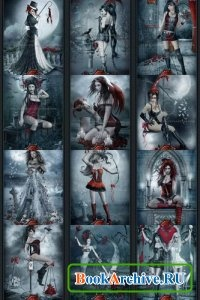 Книга Gothic Zodiac