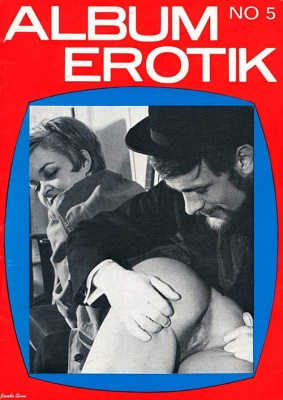 Журнал Журнал ALBUM EROTIK No.5