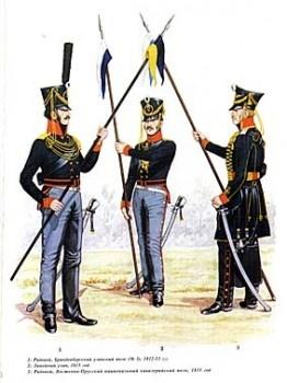 Журнал Новый Солдат 218 - Прусская кавалерия 1807 - 1815