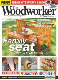 Журнал The Woodworker & Woodturner №7 (July 2015)