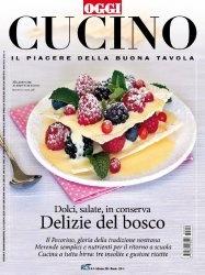 Журнал Oggi Cucino (Settembre 2015)
