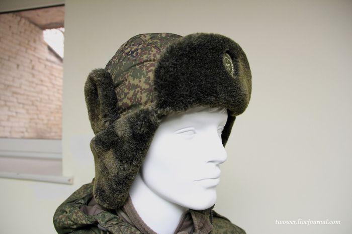 возможности ношения новой шапки-ушанки