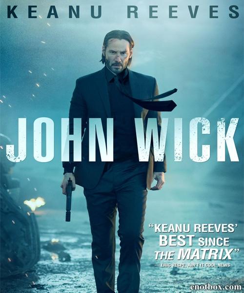 Джон Уик / John Wick (2014/WEB-DL/WEB-DLRip)