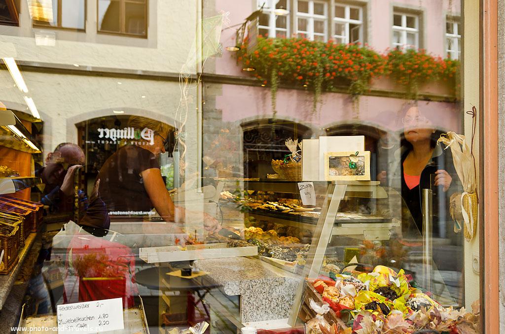 7. Призрачный фотограф в старинном городе Ротенбург-на-Таубере (Rothenburg ob der Tauber). Поездка на машине по окрестностям Франкфурта.