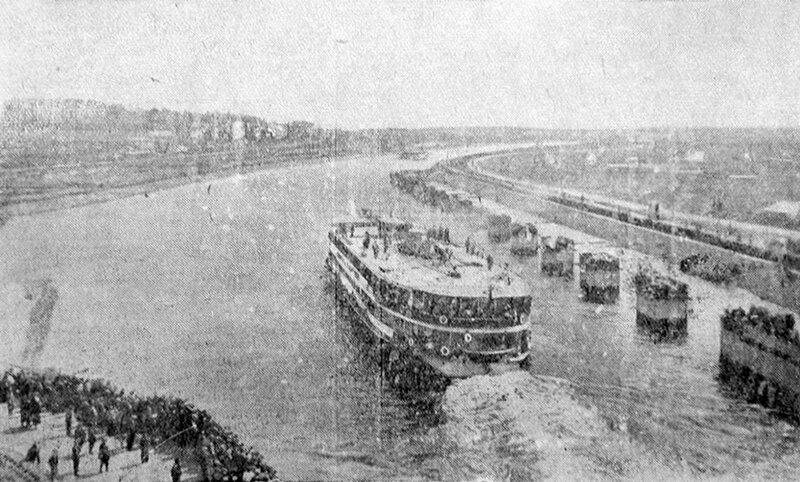 34 1 мая 1937 Шлюз №4 выход.jpg