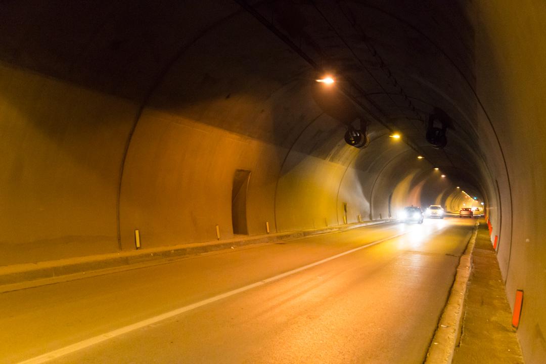 Туннель Врмац