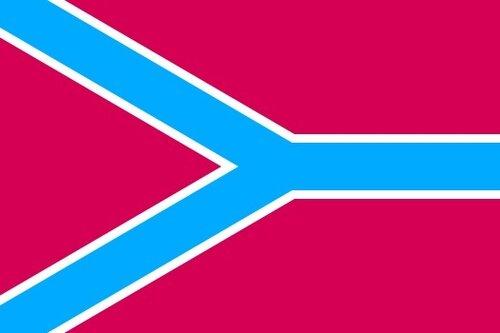 525px-Flag_of_Druzhkivka.jpg