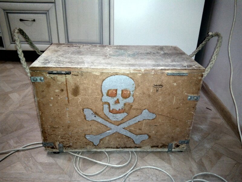 Ящик мебельщика