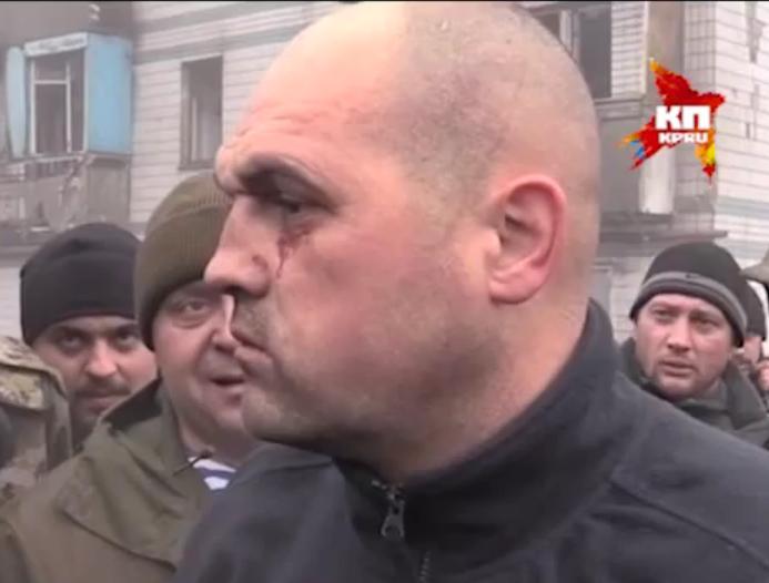 """Существует высокая угроза начала активных штурмовых действий террористов в районе Станицы Луганской, - ОК """"Север"""" - Цензор.НЕТ 4026"""