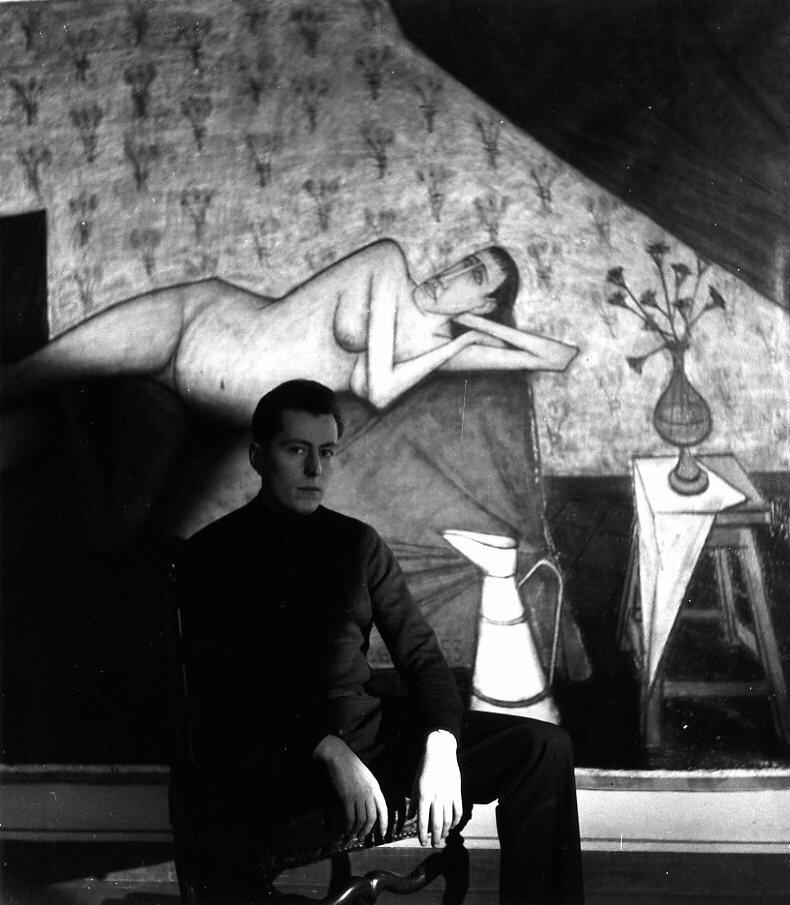 1953. Бернар Бюффе