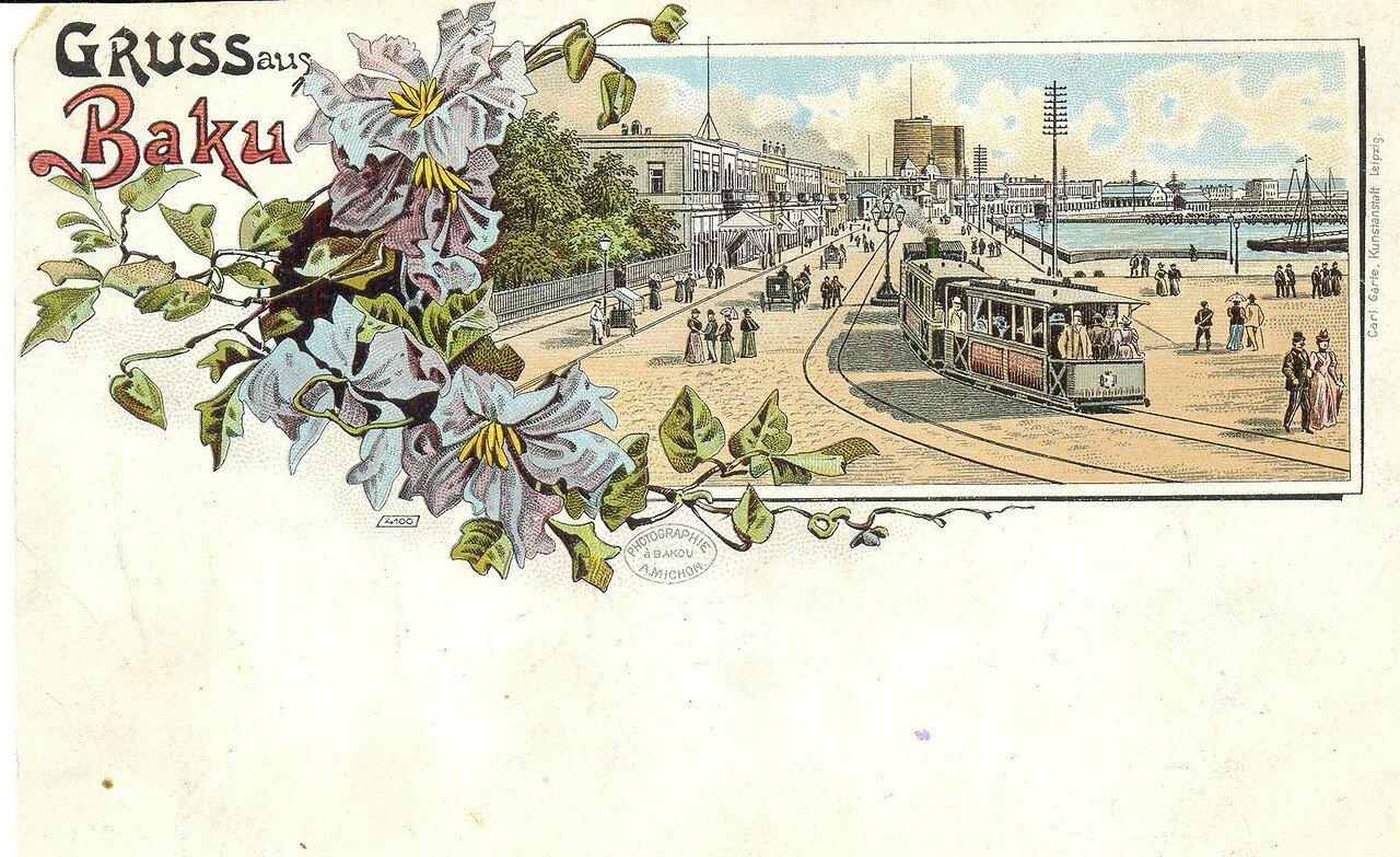 Привет из Баку