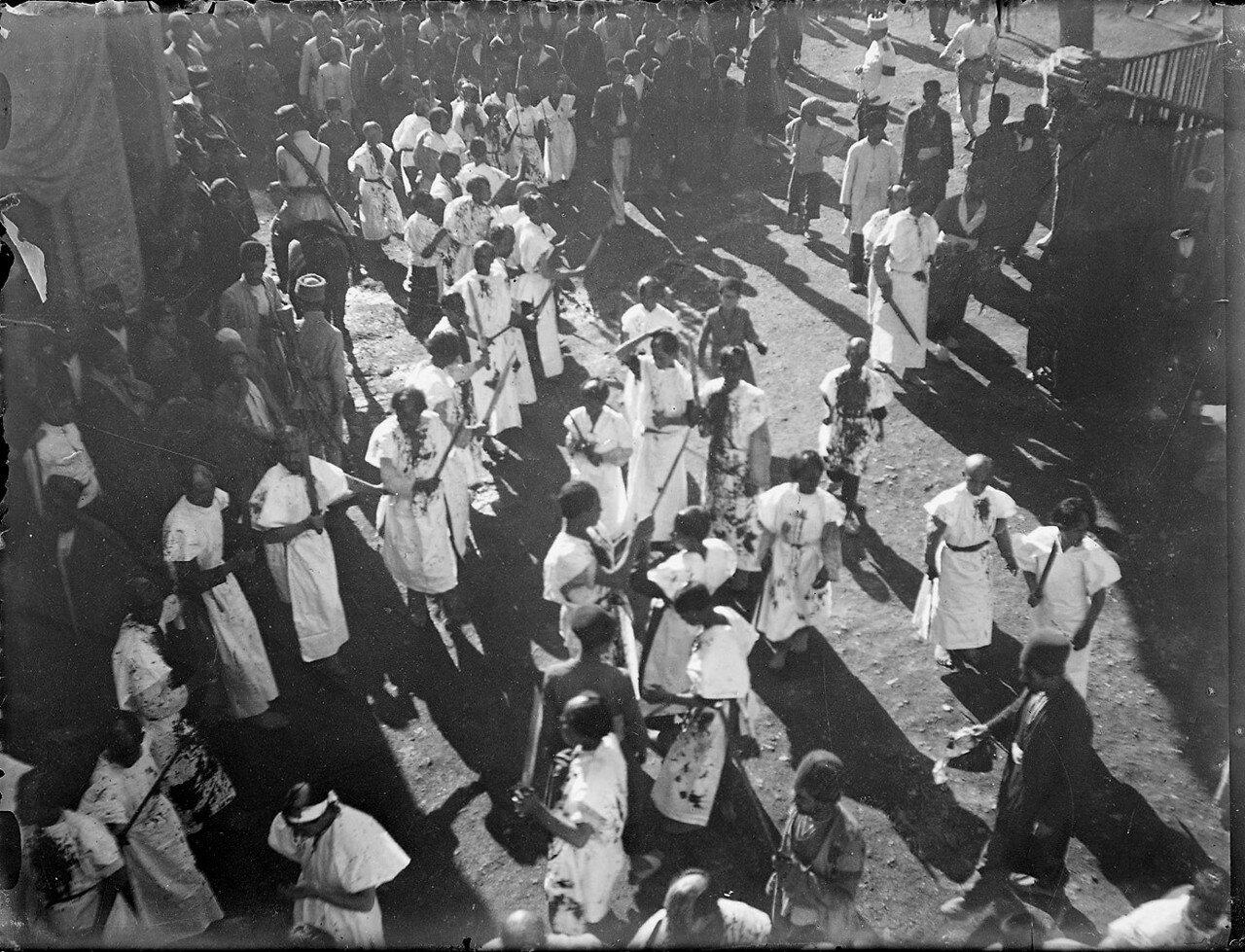 Тегеран. Ашура (также известен как Шахсей-вахсей) у шиитов день поминовения имама Хусейна