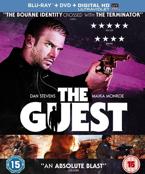 Гость / The Guest (2014) BD-Remux + BDRip 1080p + 720p + HDRip