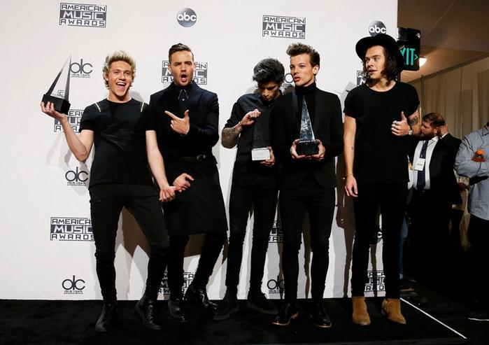 Фотографии звезд на вручении премии American Music Awards 2014 0 111590 ba10c177 orig