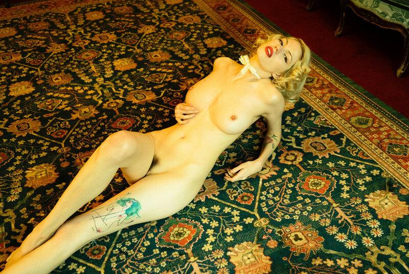 Miss Jennett by Jen Senn