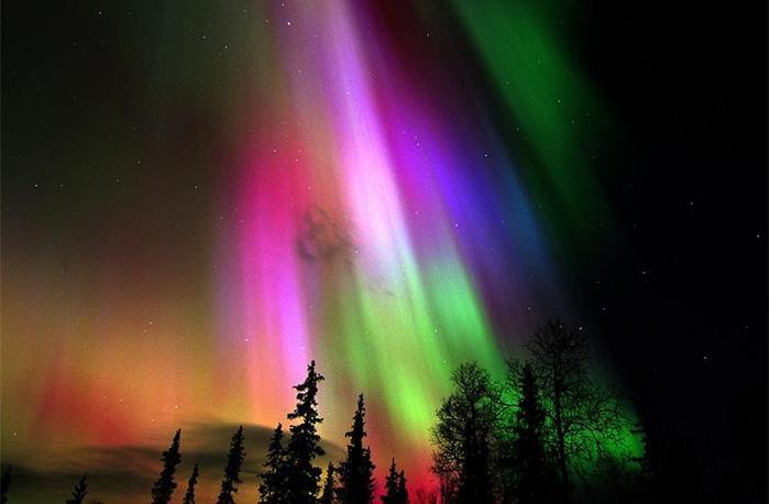 Красивые фотографии полярного сияния 0 10d61e c00aefc5 orig