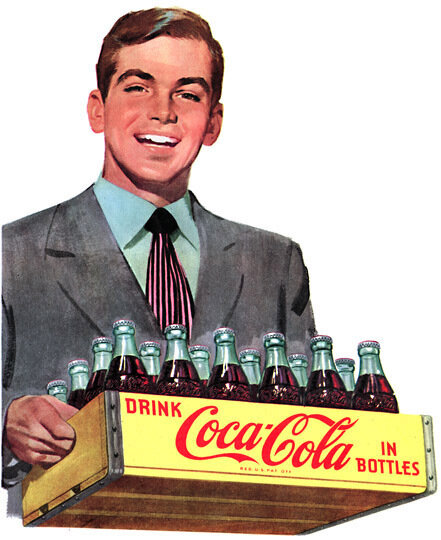 Coca-Cola, 1949