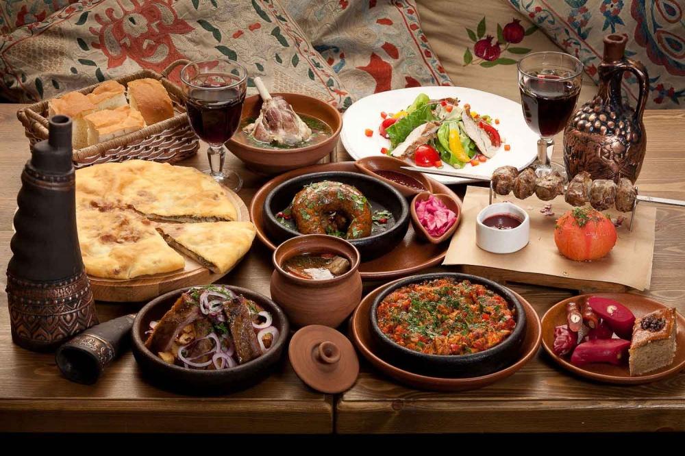 Грузинская кухня— неотъемлемая часть культуры этой страны.