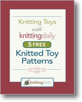 Книга 5 Free Knitted Toy Patterns