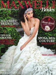 Журнал Maxwell Brides USA -  Issue 4