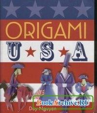 Книга Origami USA.