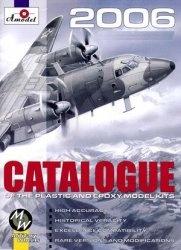 Книга Amodel 2006. Catalogue of the Plastic and Epoxy Model Kits