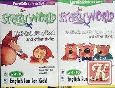 Книга EuroTalk. Story World. Мир сказки 4-10 лет