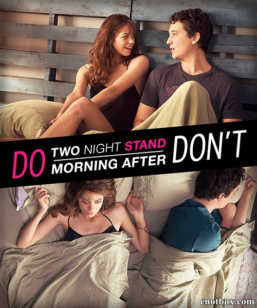 Секс на две ночи / Two Night Stand (2014/WEB-DL/WEB-DLRip)