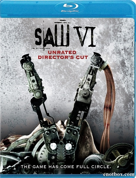 Пила 6 / Saw VI [Unrated Director's Cut] (2009/HDRip)
