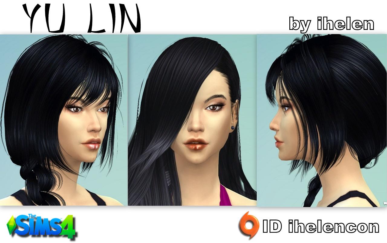 Yu Lin by ihelen