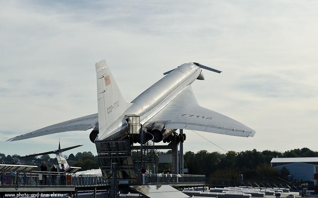 20. Советская птица ТУ-144